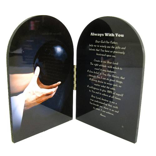 Prayer Plaque Bowling