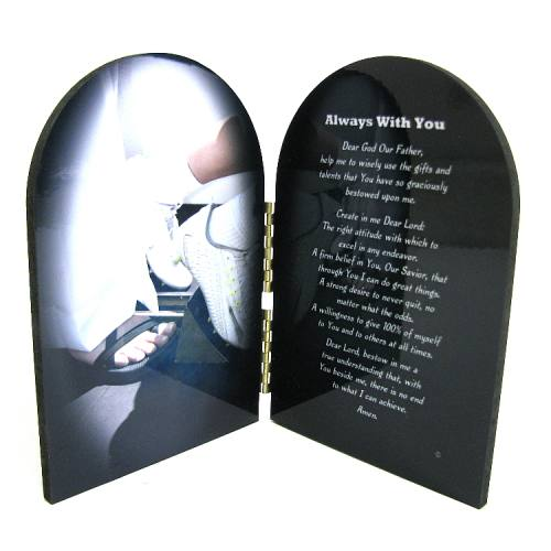 Prayer Plaque Track & Field / Cross Country