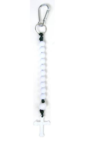 Keychain Decade Rosary Golf