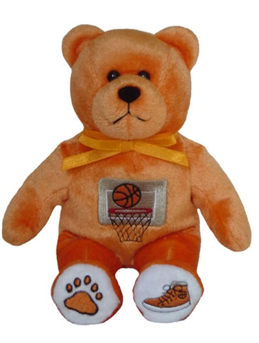 Teddy Bear Basketball Holy Bears