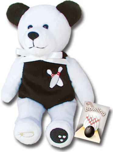 Holy Bears Teddy Bear Bowling