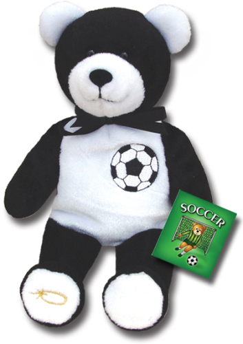 Teddy Bear Soccer Holy Bears