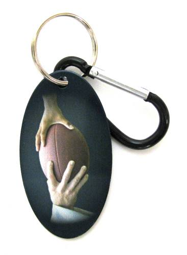 Zipper Pull Tag Football