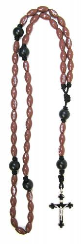 Rosary Sports Bead Football