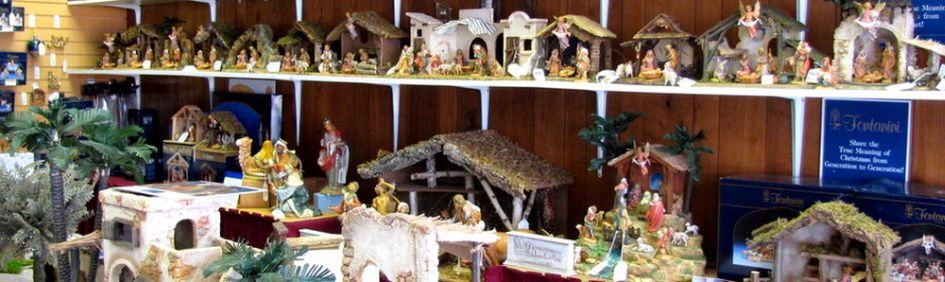 Fountanini Nativities